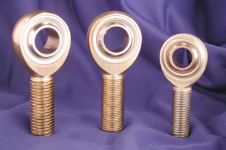 Commercial/Industrial Male Metric Rod Ends