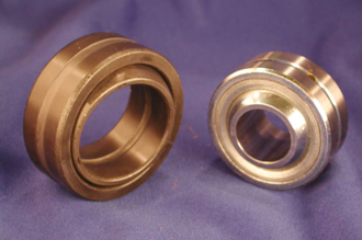 Commercial/Industrial Metric Spherical Bearings